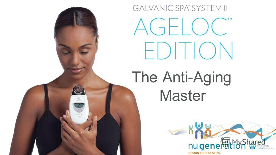 The Anti-Aging Master