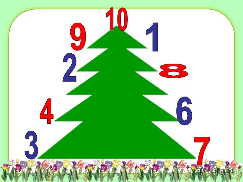 - Какое число при счете следует за числом 3? 9? - Какое число стоит перед числом 2? 8? - Назовите «соседей» числа 4, 9.