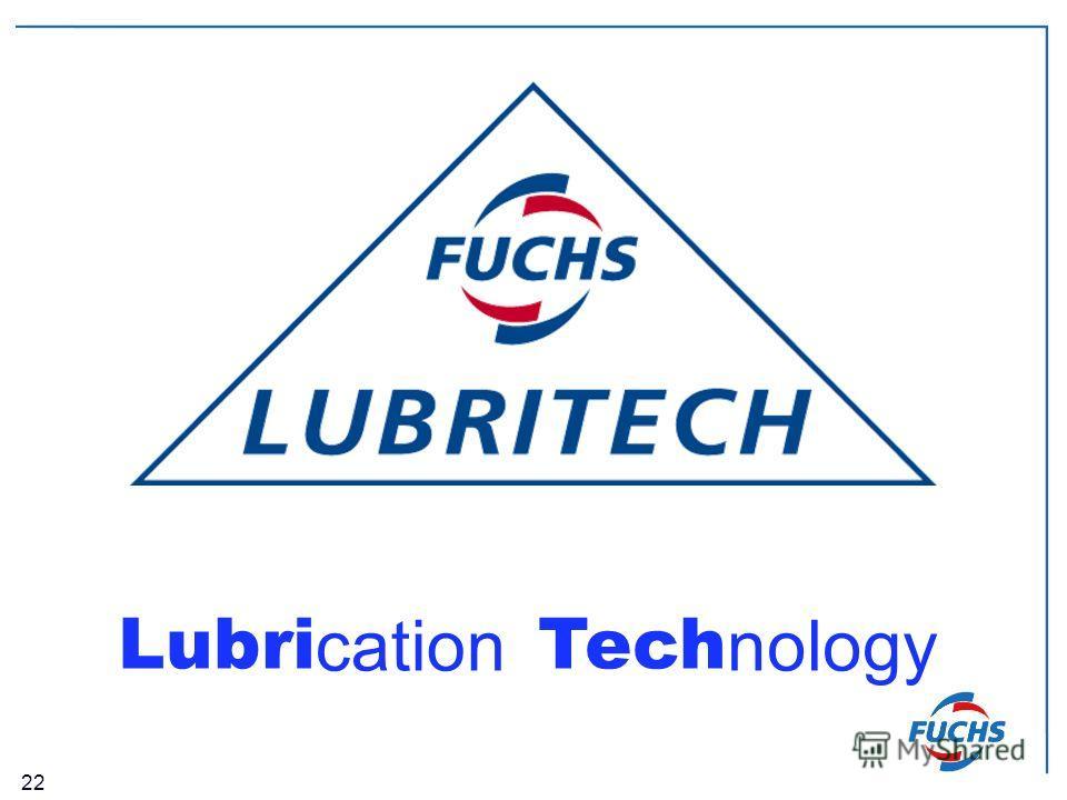 22 LubriTech nologycation