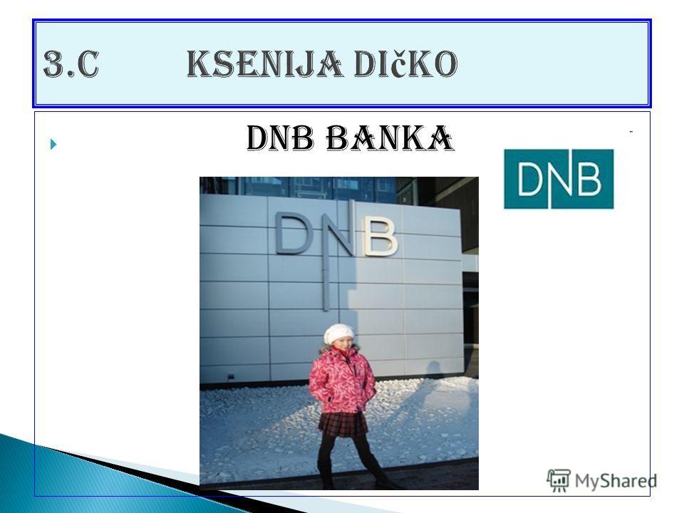 DNB BANKA
