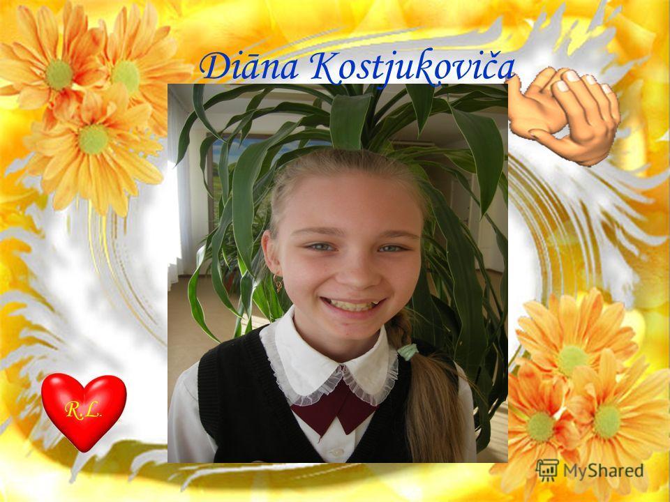 R.L. Diāna Kostjukoviča