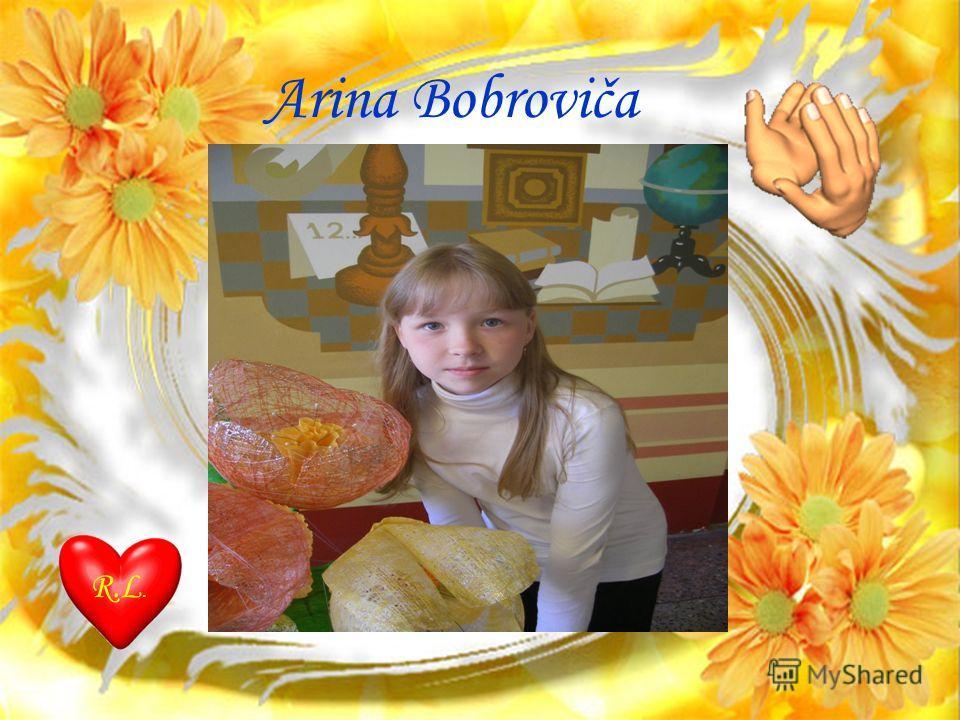 R.L. Arina Bobroviča
