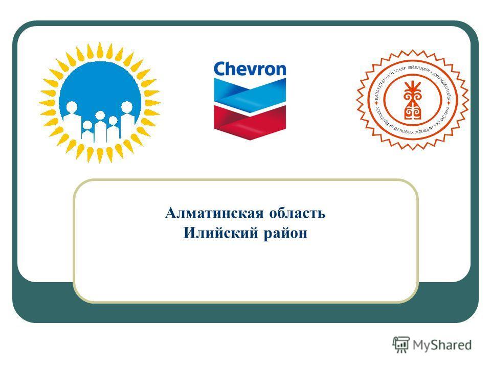 Алматинская область Илийский район