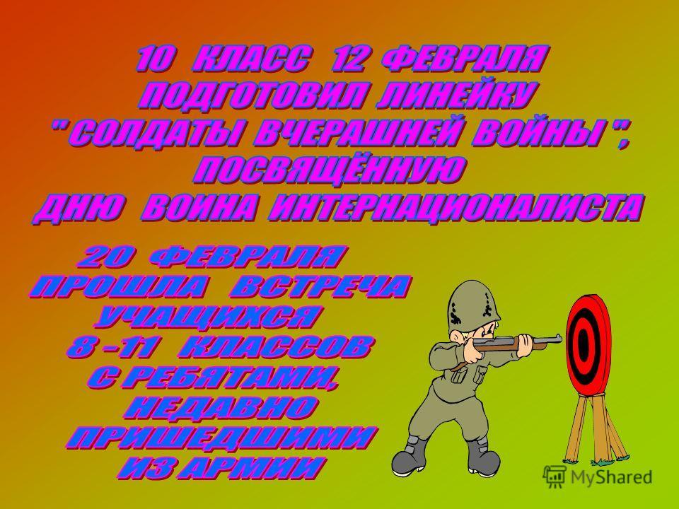 УЖЕ ТРАДИЦИЕЙ ОРГАНИЗАЦИИ «СССР» СТАЛО ОТМЕЧАТЬ 8 ФЕВРАЛЯ ДЕНЬ ЮНОГО ГЕРОЯ АНТИФАШИСТА. В ЭТОТ ДЕНЬ РЕБЯТА ГОВОРИЛИ О СВОИХ СВЕРСТНИКАХ КОТОРЫЕ В ГОДЫ ВЕЛИКОЙ ОТЕЧЕСТВЕННОЙ ВОЙНЫ УХОДИЛИ В ПАРТИЗАНЫ