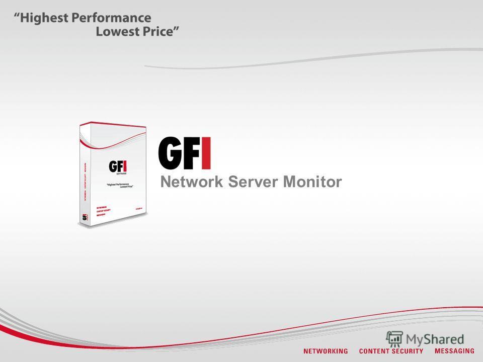 Network Server Monitor
