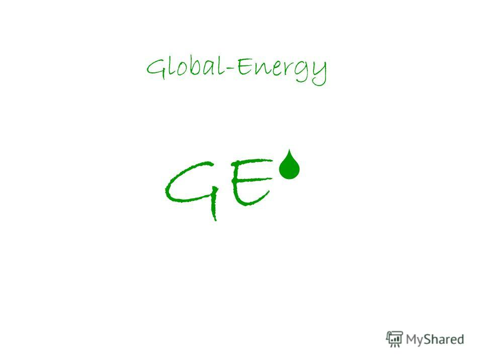 Global-Energy GE