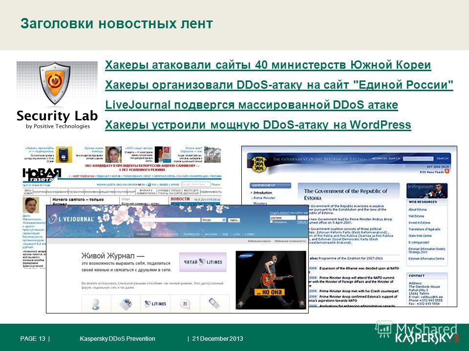 Заголовки новостных лент Хакеры атаковали сайты 40 министерств Южной Кореи Хакеры организовали DDoS-атаку на сайт