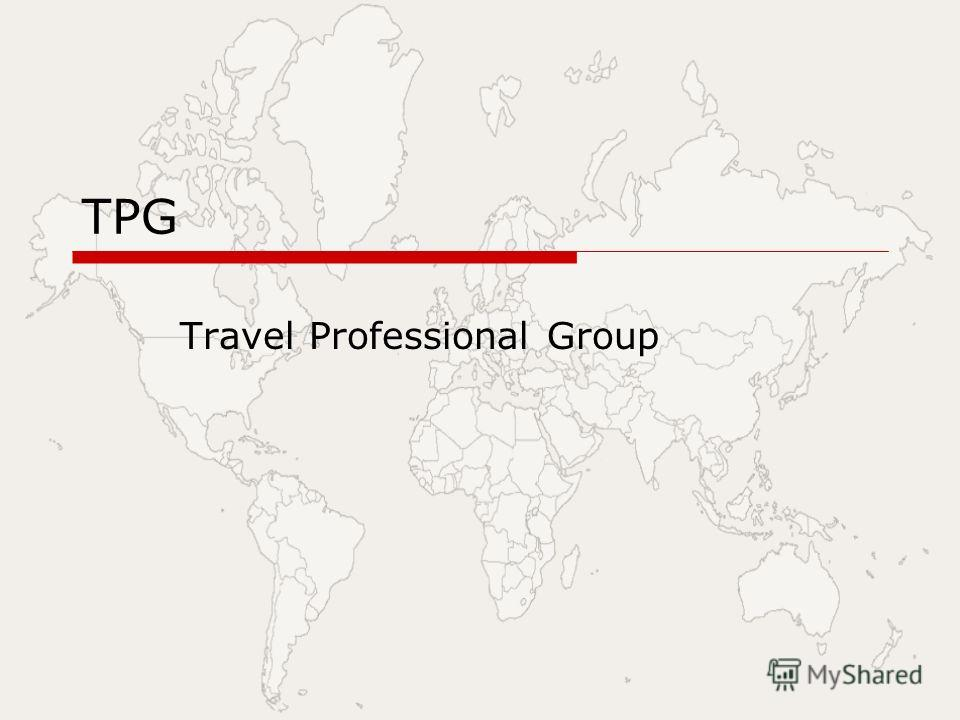TPG Travel Professional Group
