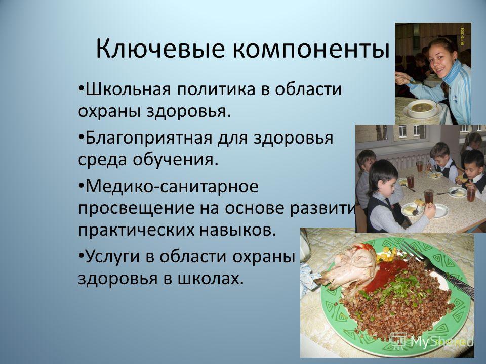 Здоровое питание-залог здоровой жизни МОУ лицей 16 г. Ставрополь.