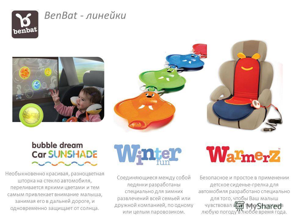 Соединяющиеся между собой ледянки разработаны специально для зимних развлечений всей семьей или дружной компанией, по одному или целым паровозиком. Безопасное и простое в применении детское сиденье-грелка для автомобиля разработано специально для тог