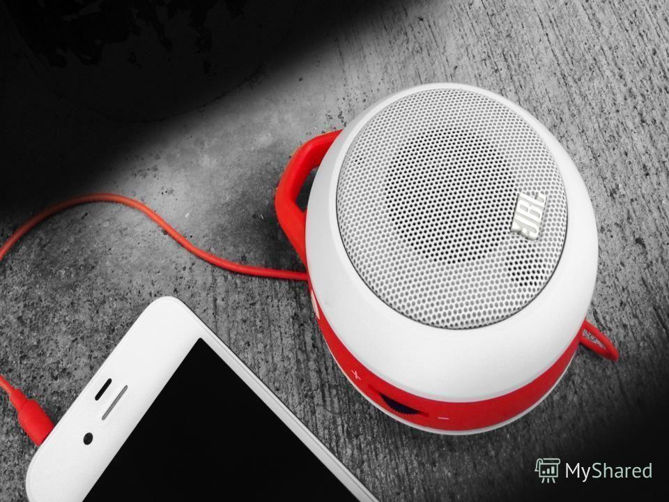 JBL ® Micro II loudspeaker