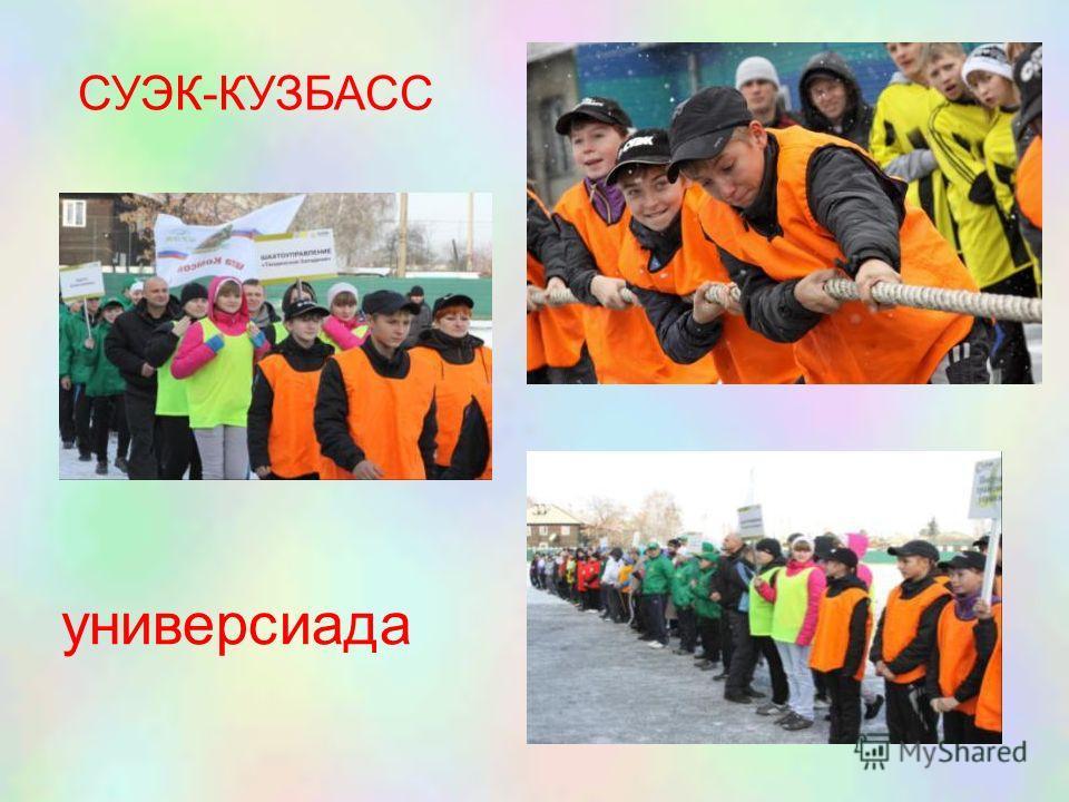 универсиада СУЭК-КУЗБАСС