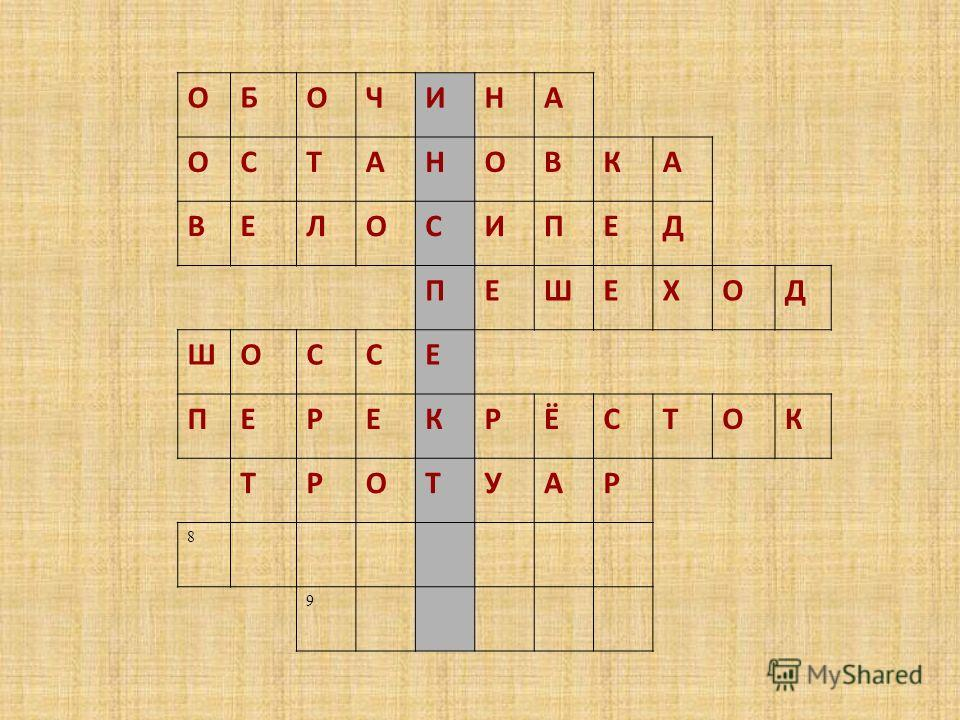 ОБОЧИНА ОСТАНОВКА ВЕЛОСИПЕД ПЕШЕХОД ШОССЕ ПЕРЕКРЁСТОК ТРОТУАР 8 9