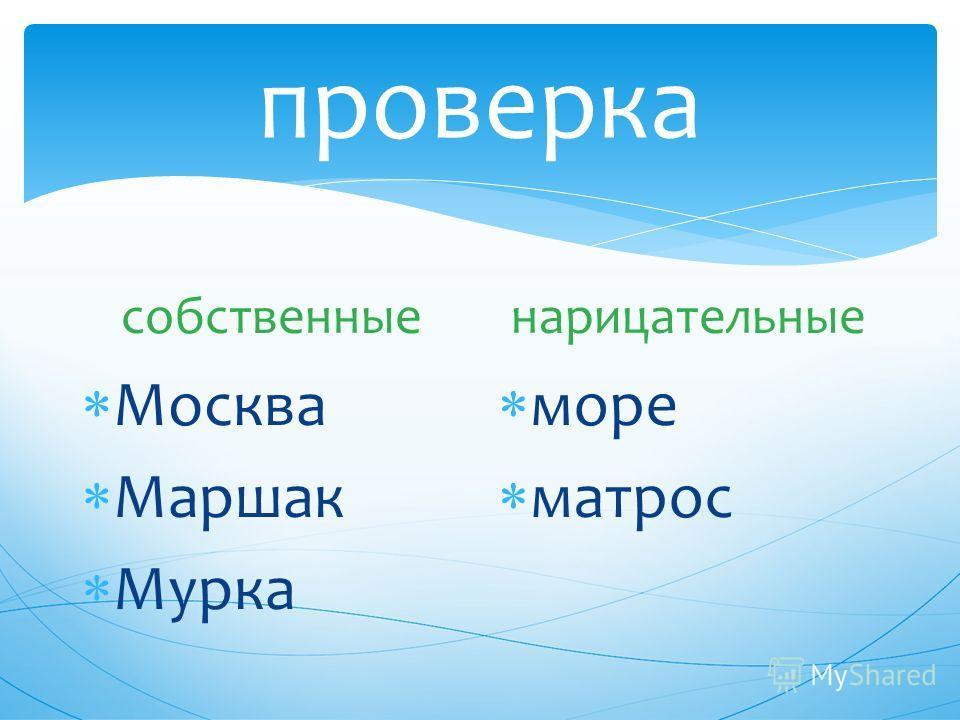 Словарно-орфографическая работа Москва матрос