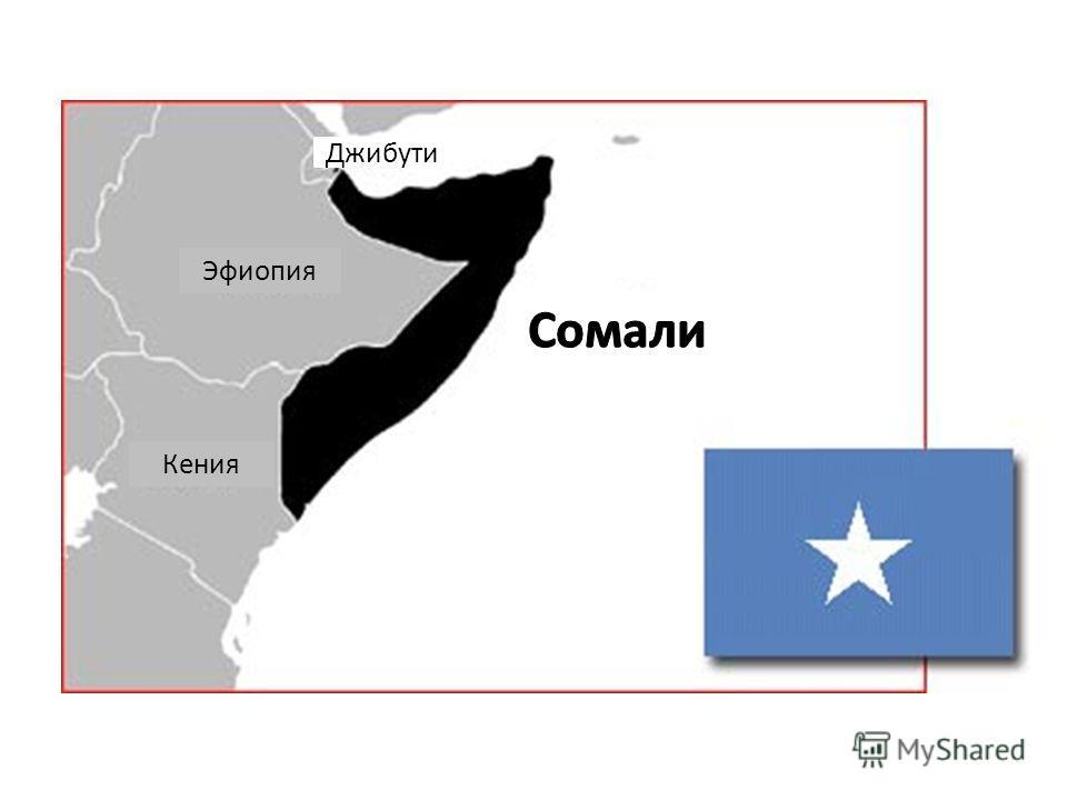 Джибути Эфиопия Кения