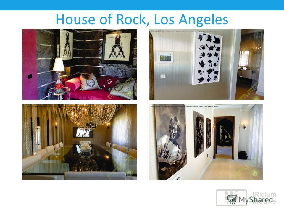 House of Rock, Los Angeles