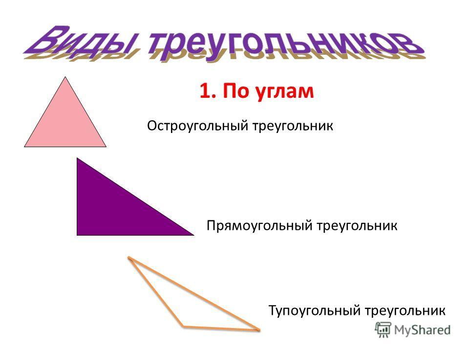 Треугольник- это геометрическая фигура состоящая из трех точек соединенных отрезками. - вершины треугольника АВ,ВС,АС - треугольника А В С АВ, АС, ВС - стороны Р=АВ+ВС+СА