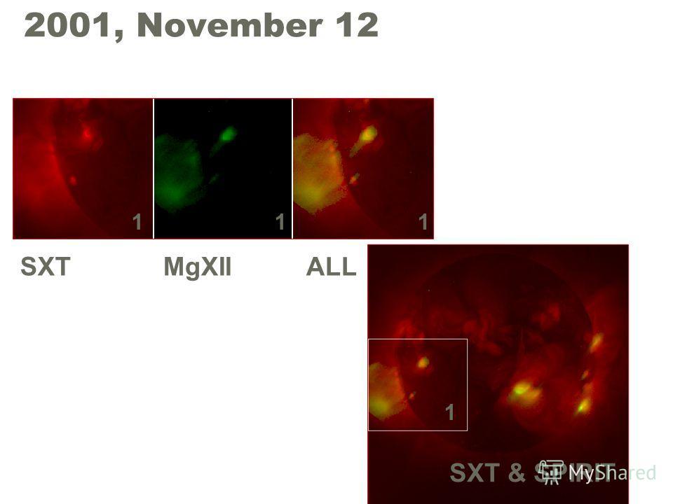 111 1 2001, November 12 SXT & SPIRIT SXTMgXIIALL