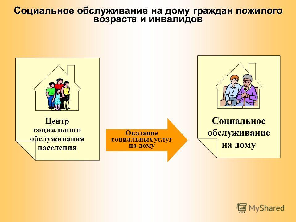Волгоградский интернат для престарелых и инвалидов