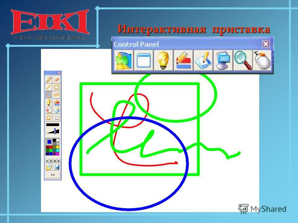 Интерактивная приставка I-KIT 1