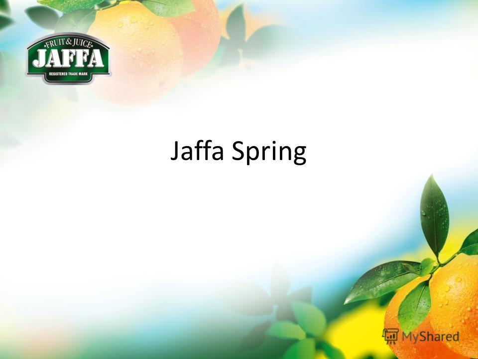 Jaffa Spring