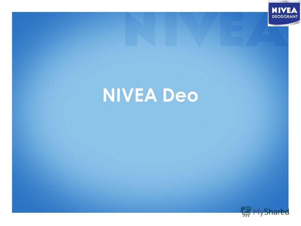 1 NIVEA Deo