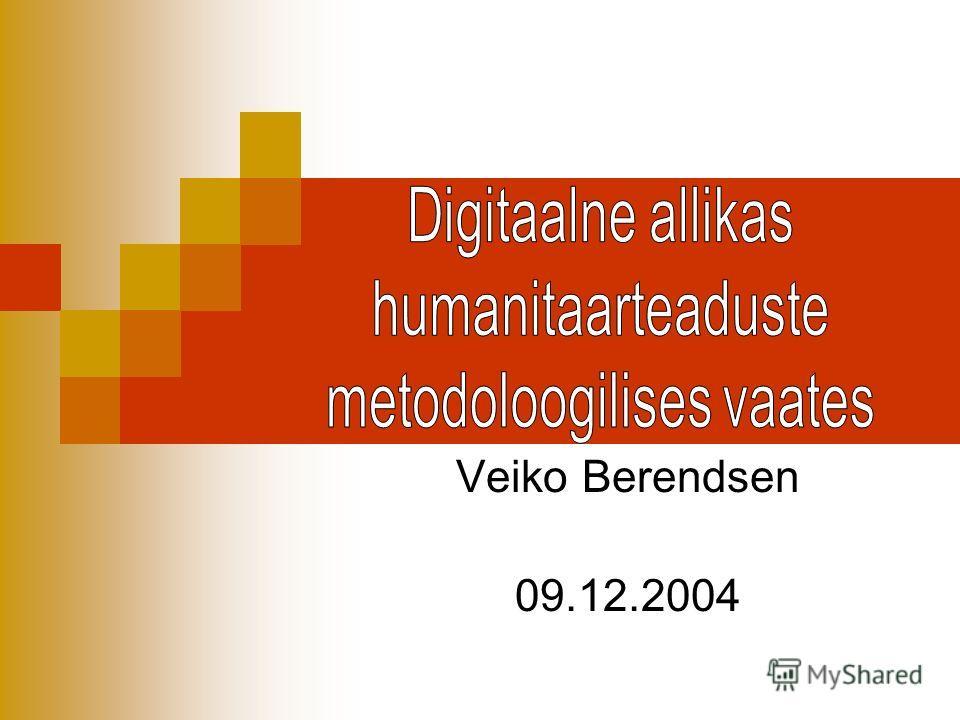 Veiko Berendsen 09.12.2004