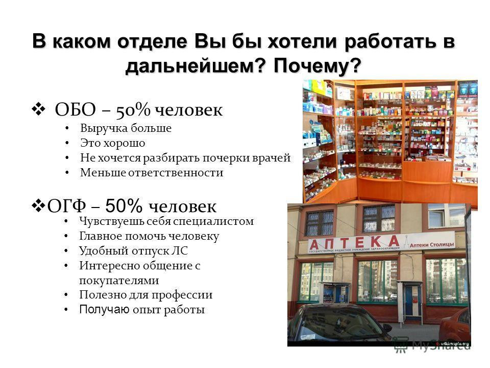 работа аптеке студентов