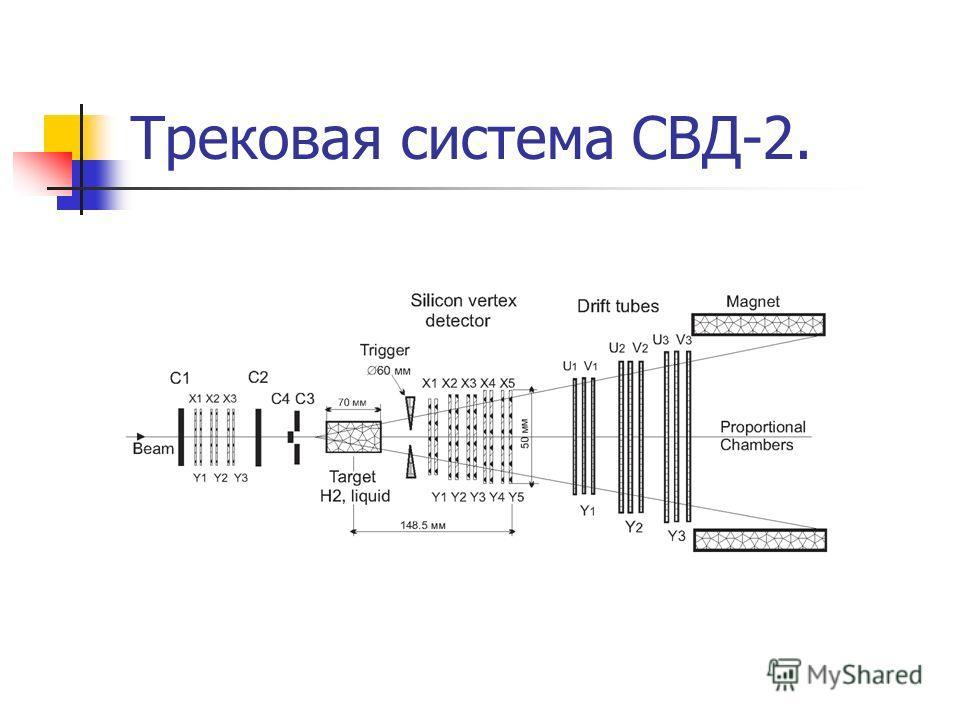 Трековая система СВД-2.
