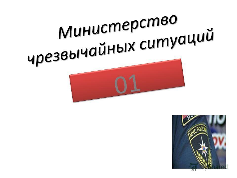 Министерство чрезвычайных ситуаций 01