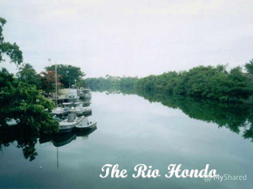 The Rio Hondo