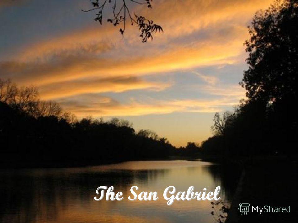 The San Gabriel