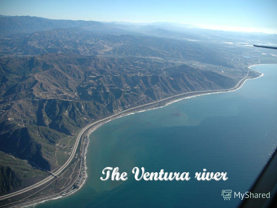 The Ventura river