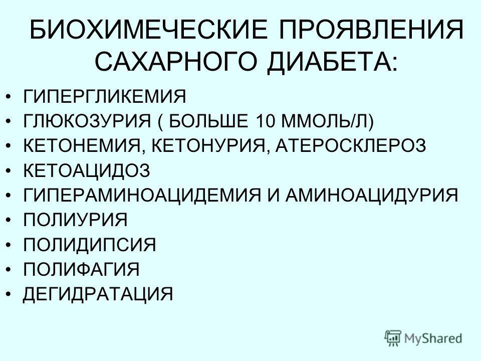Кетонемия фото
