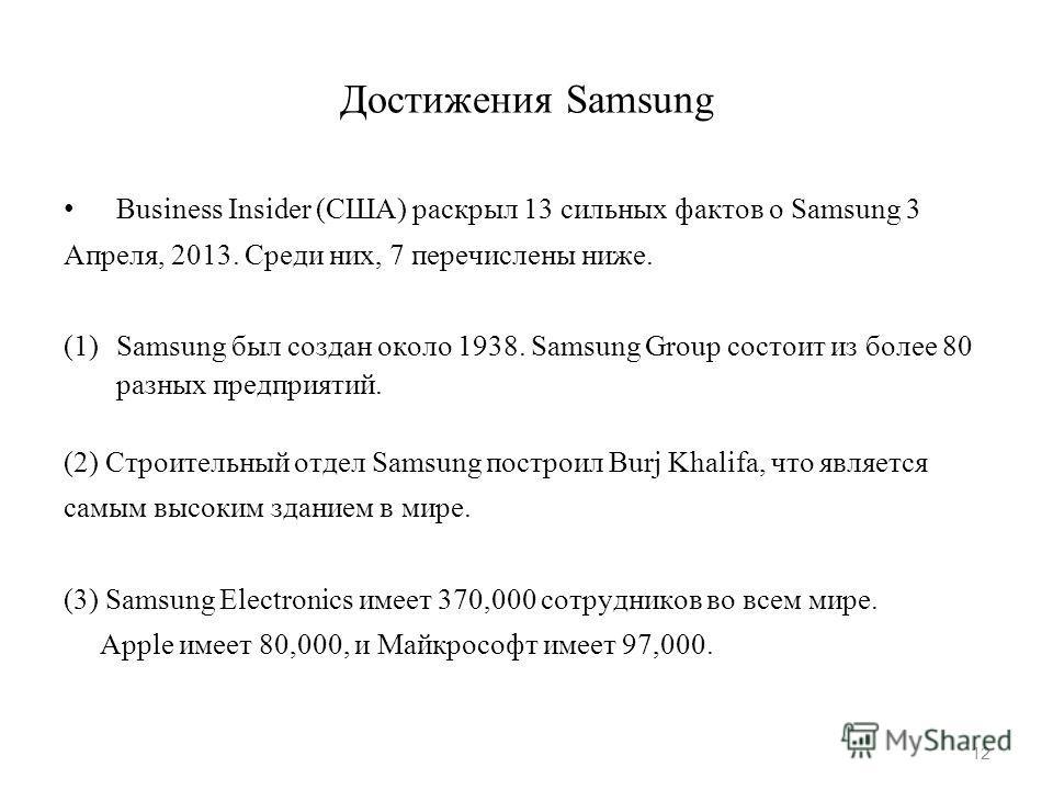 Бескрайние исследования для прорыва Создано Бьюнг Чуль Лее С 1987 Основная Философия Samsung
