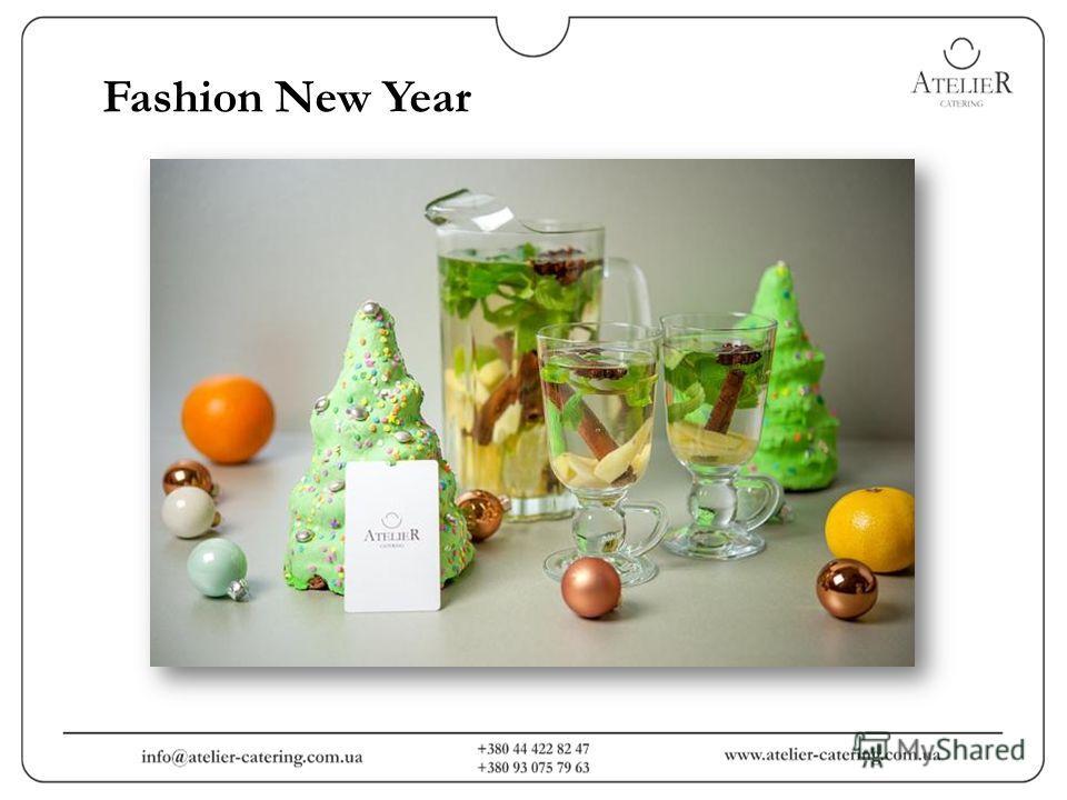 Fashion New Year