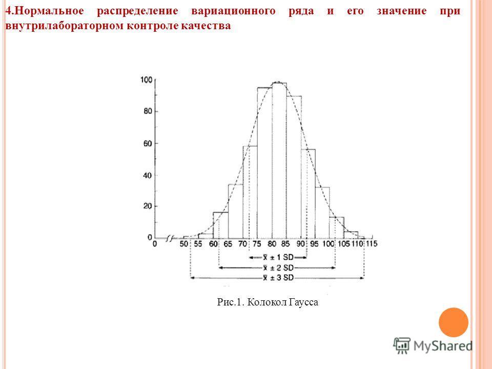 На практике почти не встречаются отклонения, которые превышают 3σ. Отклонение в 3σ может считаться максимальным При помощи этого правила можно получить примерную оценку σ: