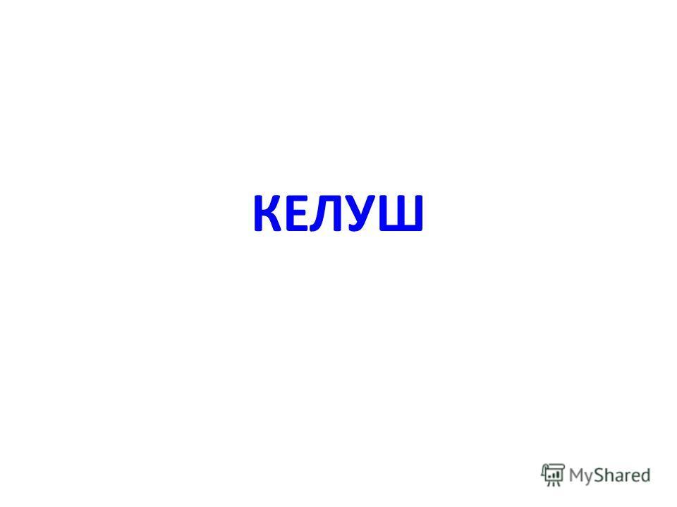 КЕЛУШ