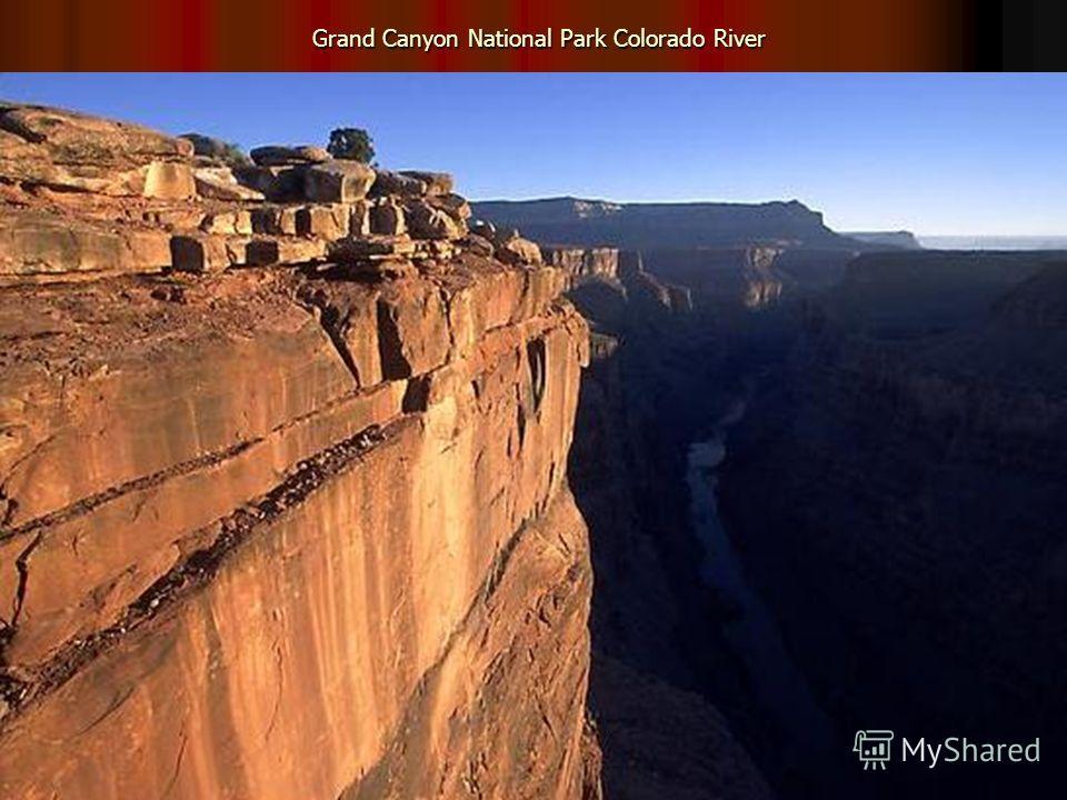 Grand Canyon National Park Colorado River Grand Canyon National Park Colorado River
