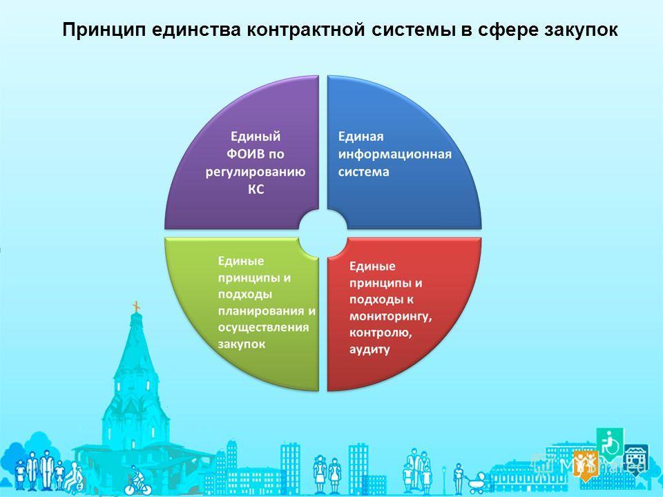 Принцип единства контрактной системы в сфере закупок