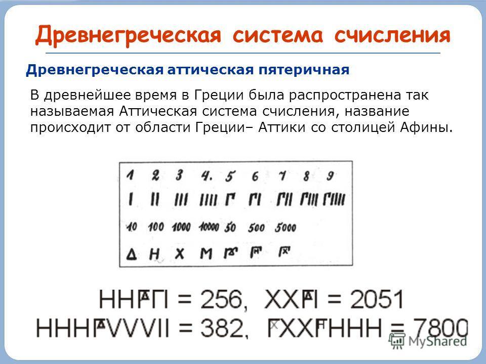 Древнеегипетская система счисления =345 =1205 =23029 = ?