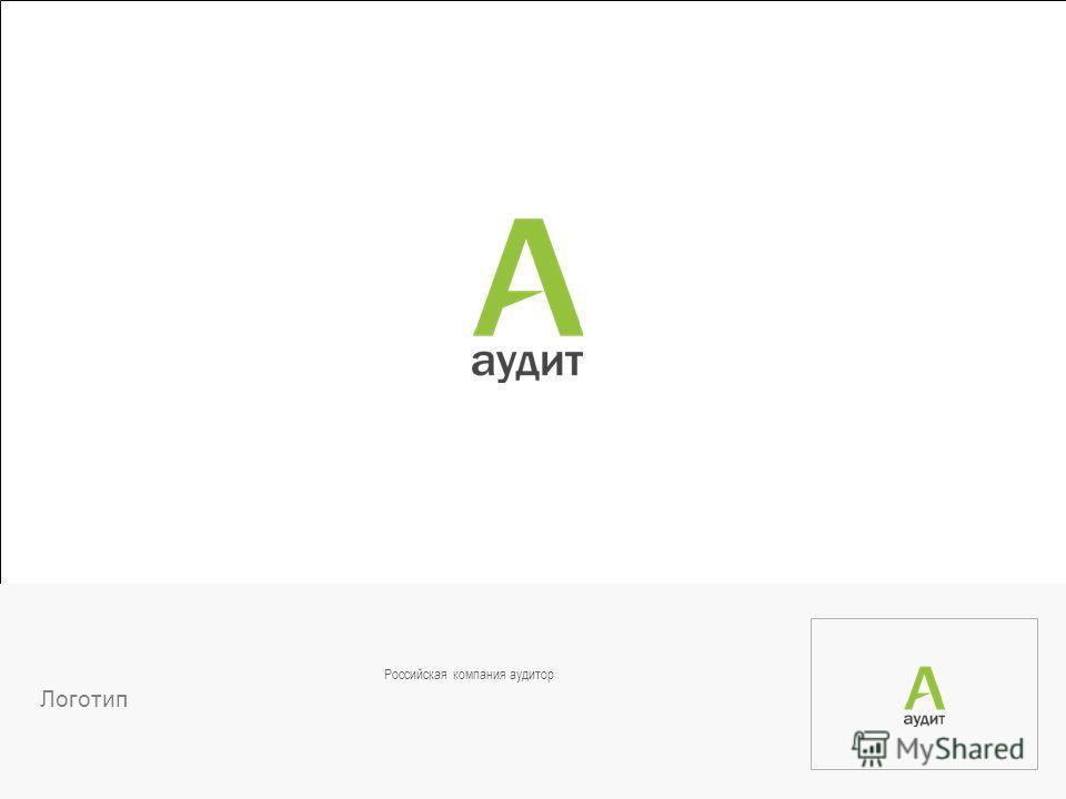 Логотип Российская компания аудитор