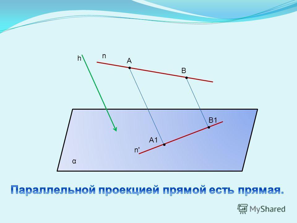 α h n n' A A1 B B1