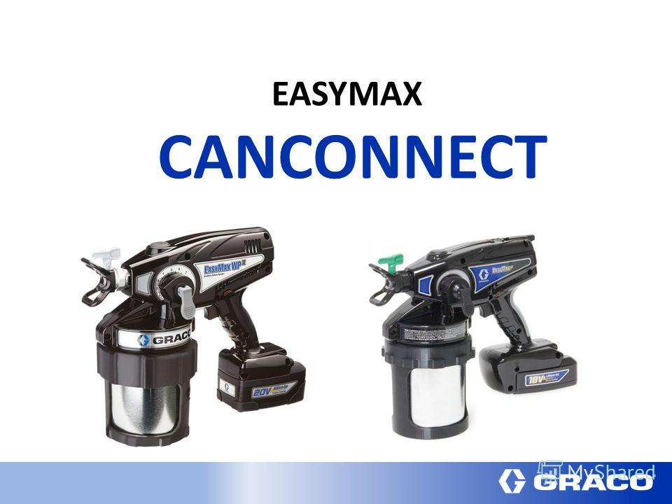 NEW EASYMAX CANCONNECT
