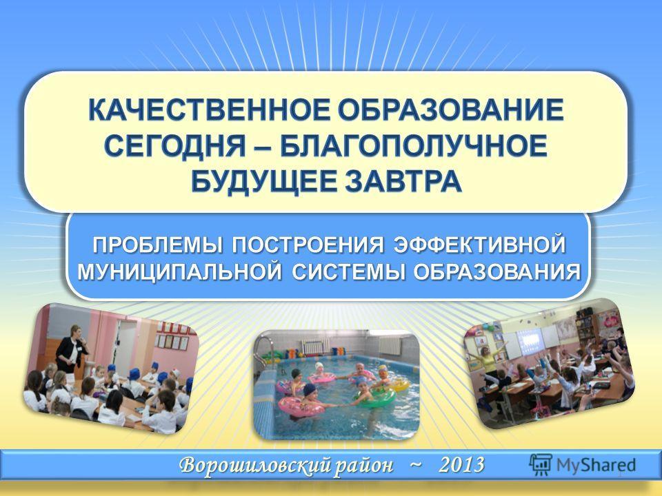 Ворошиловский район ~ 2013 1