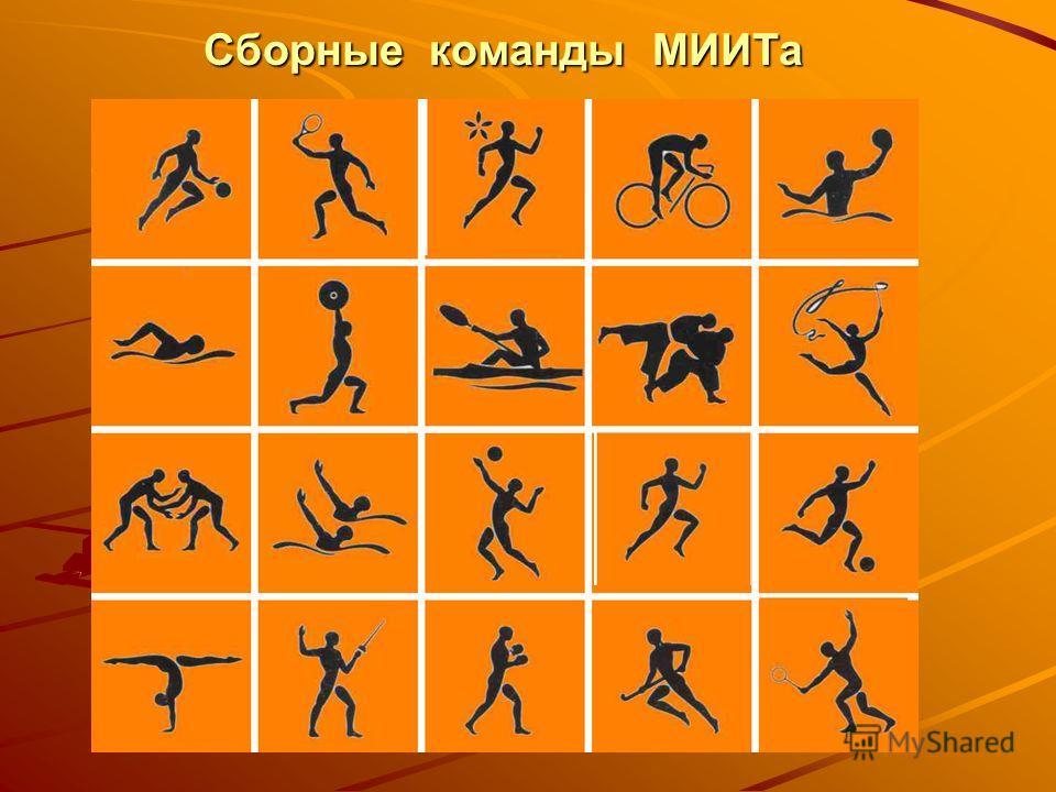 Сборные команды МИИТа