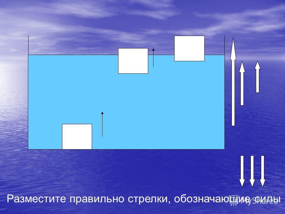 2. Одинакова ли сила Архимеда, действующая на три железных шарика равного объёма?