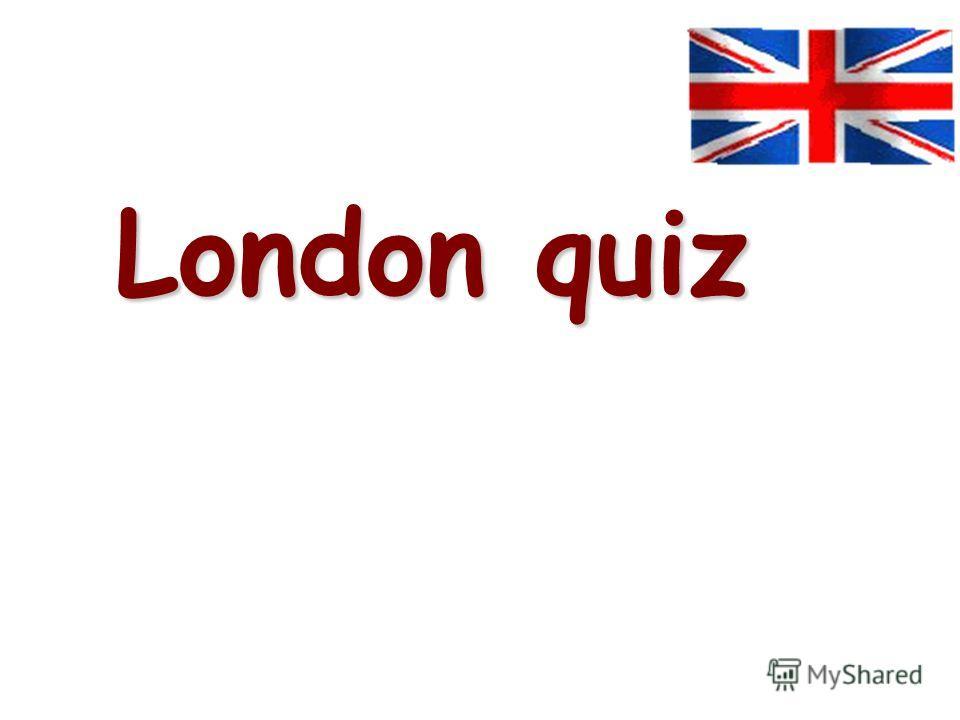 London quiz