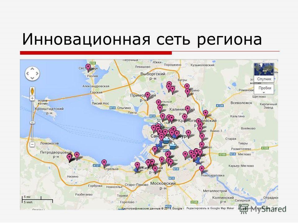 Инновационная сеть региона