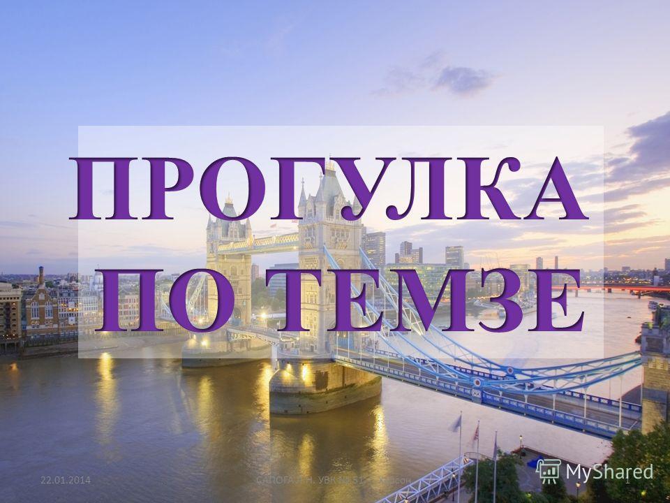 22.01.20141САПОГА Л.Н. УВК 51. г. Херсон.